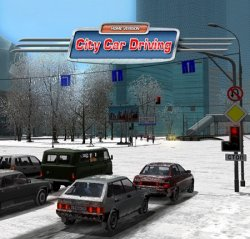 City Car Driving (2016) (RePack от xatab) PC