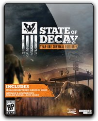 State of Decay: Year One Survival Edition (2015) (RePack от qoob) PC