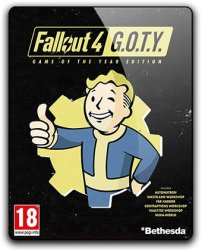 Fallout 4: Game of the Year Edition (2015) (RePack от qoob) PC