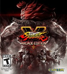 Street Fighter V: Arcade Edition (2016/Лицензия) PC