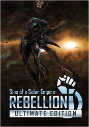 Sins of a Solar Empire - Rebellion (2012/Лицензия от GOG) PC