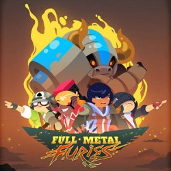 Full Metal Furies (2018/Лицензия) PC