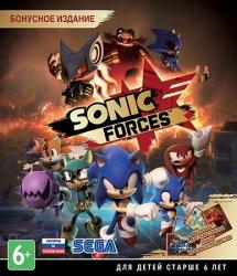 Sonic Forces (2017/Лицензия) PC