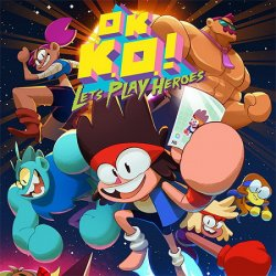 OK K.O.! Let's Play Heroes (2018/Лицензия) PC