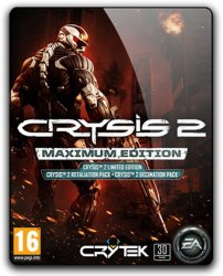 Crysis 2 - Maximum Edition (2011) (RePack от qoob) PC