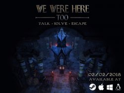 We Were Here Too [Multiplayer Only] (2018) (RePack от Pioneer) PC
