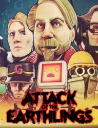 Attack of the Earthlings (2018/Лицензия) PC