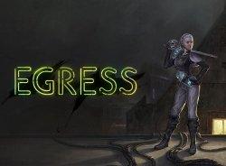 Новая игра Egress от российской команды разработчиков