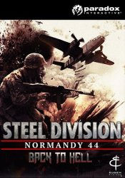 Steel Division: Normandy 44 - Back to Hell (2018) (RePack by MAXSEM) PC