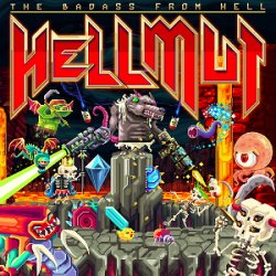 Hellmut: The Badass From Hell (2018/Лицензия) PC