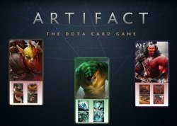 В Artifact будет ротация карт