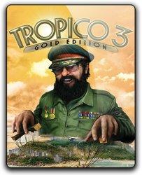Тропико 3: Золотое издание (2009) (RePack от qoob) PC