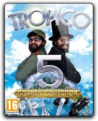 Tropico 5: Complete Collection (2014) (RePack от qoob) PC