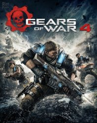 Gears of War 4 (2016) (RePack от FitGirl) PC