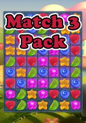 Match 3 Pack (2018) PC