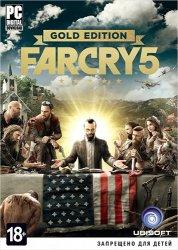 Far Cry 5: Gold Edition (2018/Лицензия) PC