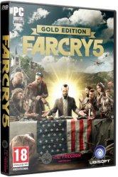 Far Cry 5: Gold Edition (2018) (Uplay-Rip от R.G. Freedom) PC