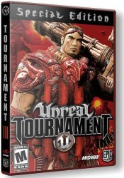 Unreal Tournament 3: Special Edition (2007) (RePack от R.G. Механики) PC