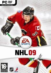 NHL 09 (2008/Лицензия) PC
