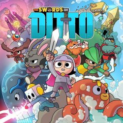 The Swords of Ditto (2018/Лицензия) PC