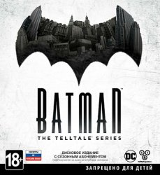 Batman: The Telltale Series - Episode 1-5 (2016) (RePack от xatab) PC