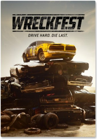 Wreckfest (2018) (RePack от xatab) PC