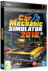 Car Mechanic Simulator 2018 (2017/Лицензия) PC