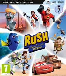 Rush: A Disney Pixar Adventure (2017/Лицензия) PC