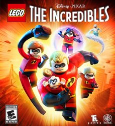 LEGO The Incredibles (2018/Лицензия) PC