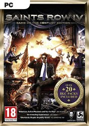 Saints Row 4: Game of the Century Edition (2014) (RePack от FitGirl) PC