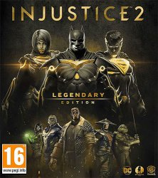 Injustice 2: Legendary Edition (2017) (RePack от FitGirl) PC
