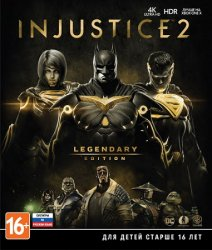 Injustice 2: Legendary Edition (2017) (RePack от xatab) PC