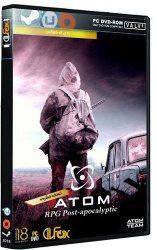 ATOM RPG: Post-apocalyptic indie game (2017/Steam-Rip) PC