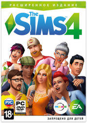 The Sims 4: Deluxe Edition (2014) (Origin-Rip от =nemos=) PC