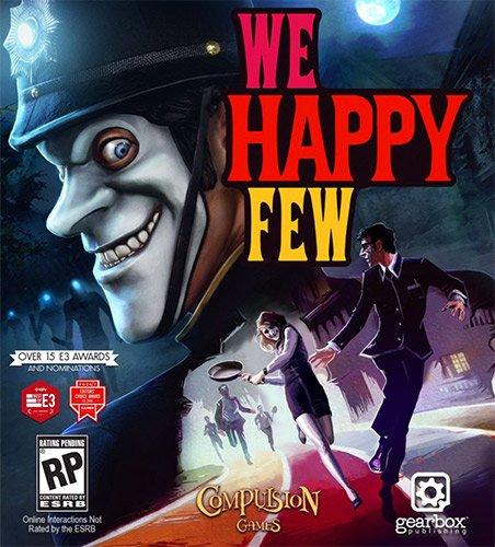 We Happy Few (2018) (RePack от FitGirl) PC