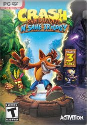Crash Bandicoot N. Sane Trilogy (2018) (RePack от SpaceX) PC