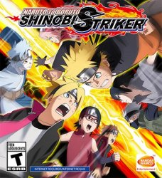Naruto to Boruto: Shinobi Striker (2018) (RePack от FitGirl) PC