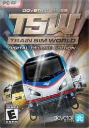 Train Sim World: Digital Deluxe Edition (2018) (RePack от SpaceX) PC