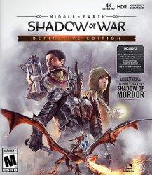 Middle-earth: Shadow of War - Definitive Edition (2018/Лицензия) PC