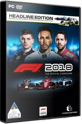 F1 2018: Headline Edition (2018) (RePack от xatab) PC