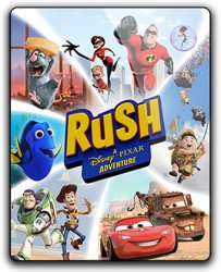 Rush: A Disney Pixar Adventure (2018) (RePack от qoob) PC