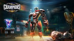 [Android] Real Steel Boxing Champions (2018)