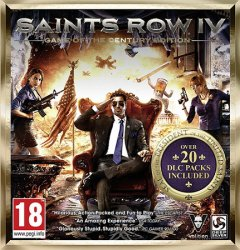 Saints Row 4: Game of the Century Edition (2014) (RePack от xatab) PC