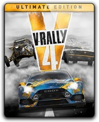 V-Rally 4: Ultimate Edition (2018) (RePack от qoob) PC