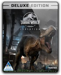 Jurassic World Evolution: Deluxe Edition (2018) (RePack от qoob) PC