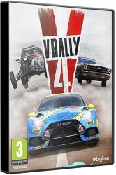 V-Rally 4: Ultimate Edition (2018) (RePack от xatab) PC