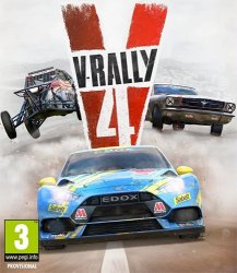 V-Rally 4: Day One Edition (2018) (RePack от FitGirl) PC