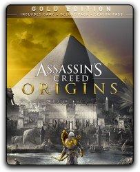Assassin's Creed: Origins - Gold Edition (2017) (RePack от qoob) PC
