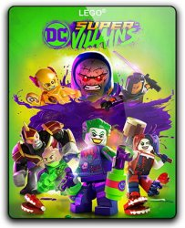 LEGO DC Super-Villains Deluxe Edition (2018) (RePack от qoob) PC