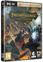 Pathfinder: Kingmaker - Definitive Edition (2018/Лицензия) PC